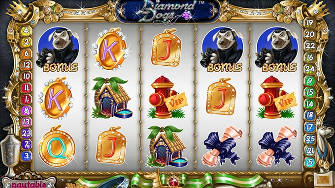 Diamond Dogs Spielautomat