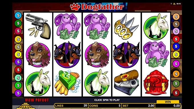 Dogfather Spielautomat