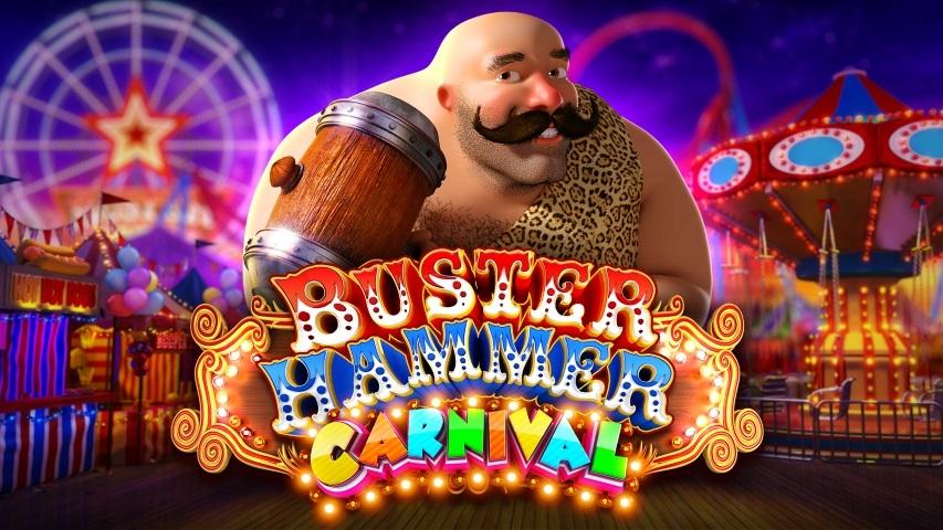 Buster är tillbaka i Buster Hammer Carnival!