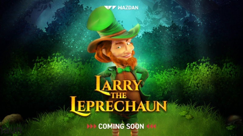 Larry The Leprechaun spelautomat