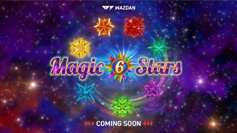 Magic Stars 6 spelautomat