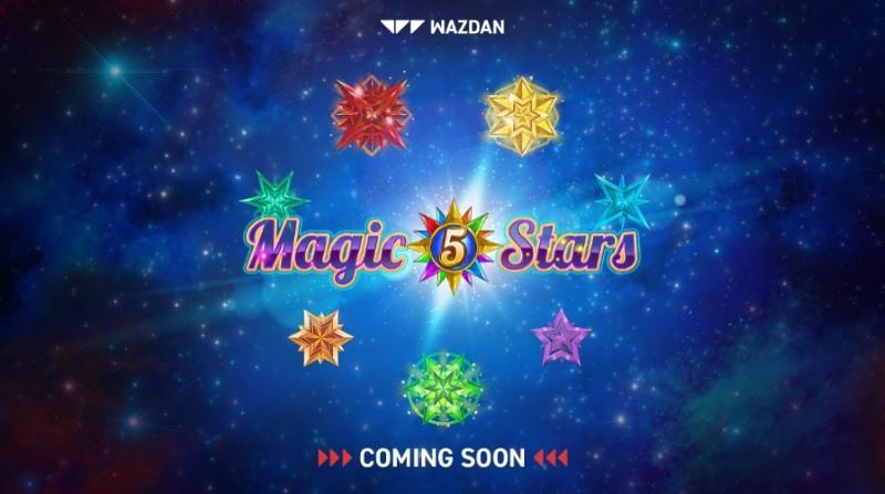 Magic Stars 5 spelautomat