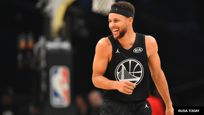 Best Bets for 2019 NBA Dunk, 3-Point and Skills Contests