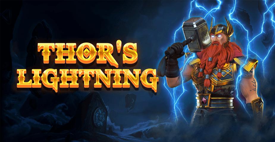 Thors Lightning: splitterny spelautomat från Red Tiger