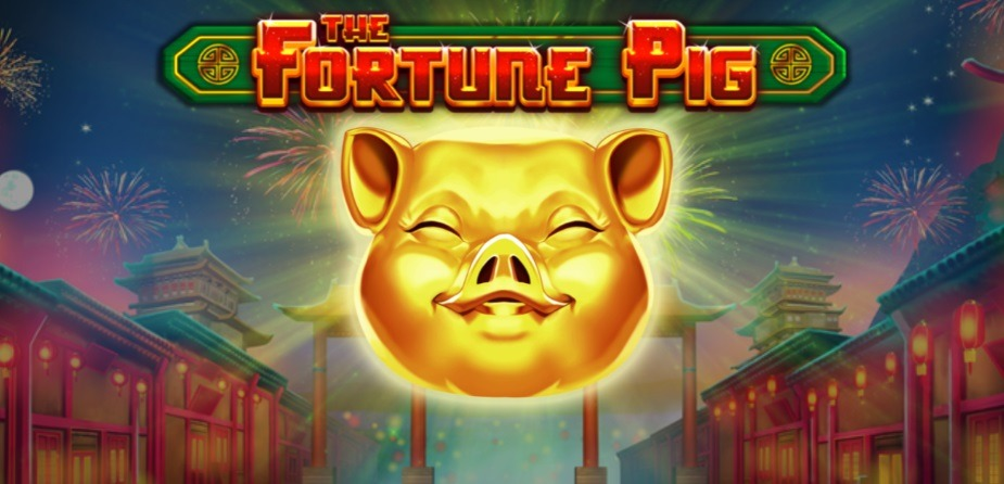 Fira grisens år med nya The Fortune Pig från iSoftBet