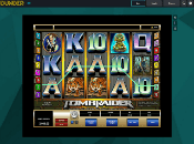 Dunder Casino Screenshot 3