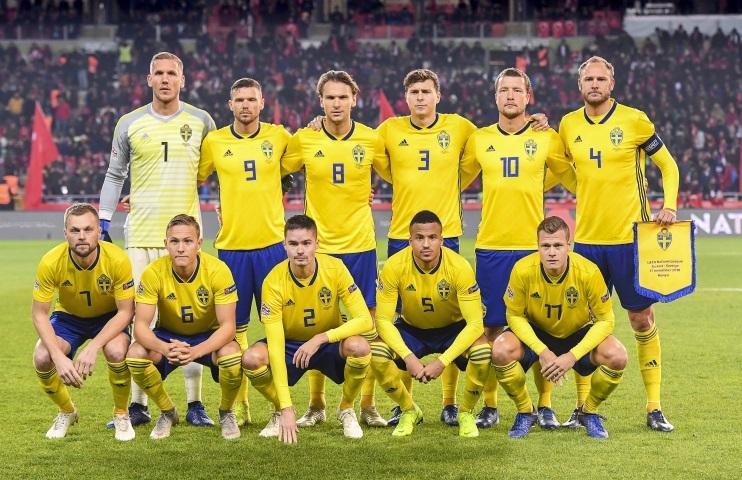 Topp 5 bästa svenska fotbollsspelare 2019