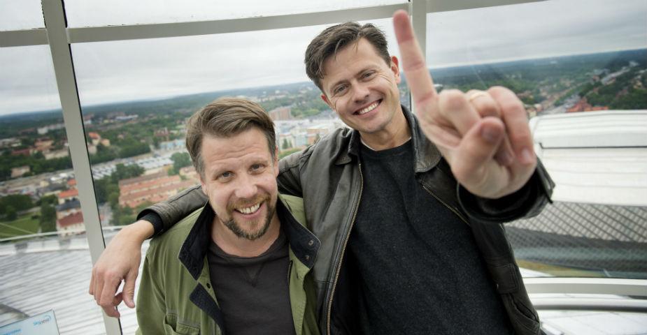 Filip & Fredriks nya samarbete med ATG