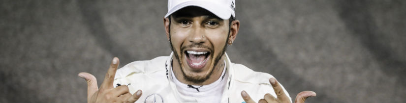 Lewis Hamilton a Dead Cert at 5/6 for Sixth F1 Crown