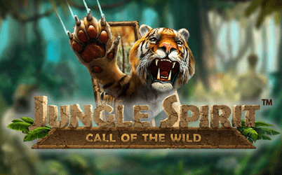 Jungle Spirit: Call of the Wild spillemaskine anmeldelse