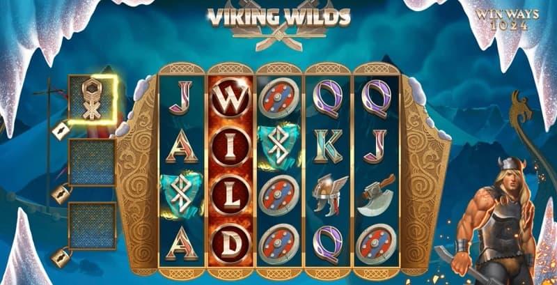 Viking Wilds spelautomat