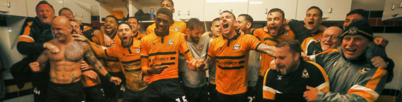 Odds Put Newport County's FA Cup Chances Into Perspective