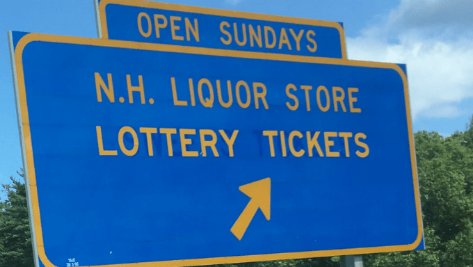 NH Lottery Sues to Blunt DOJ on Wire Act Opinion