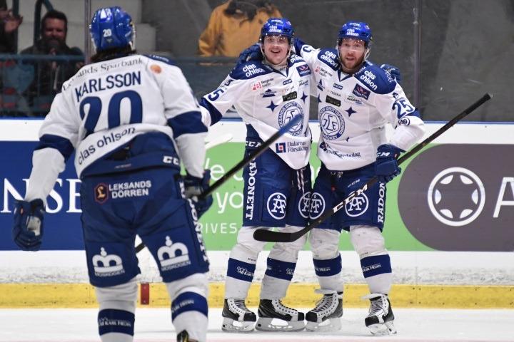 Hetaste matcherna i Hockeyallsvenskan den här veckan