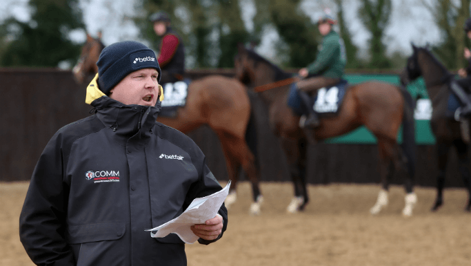 Gordon Elliott Cheltenham Stable Tour