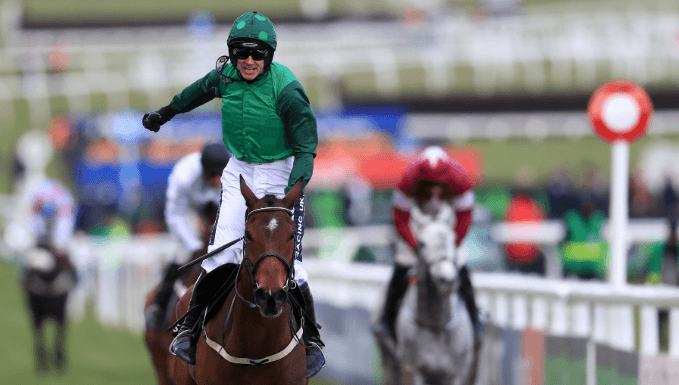 Footpad is going to bid for another Cheltenham Festival win in 2019