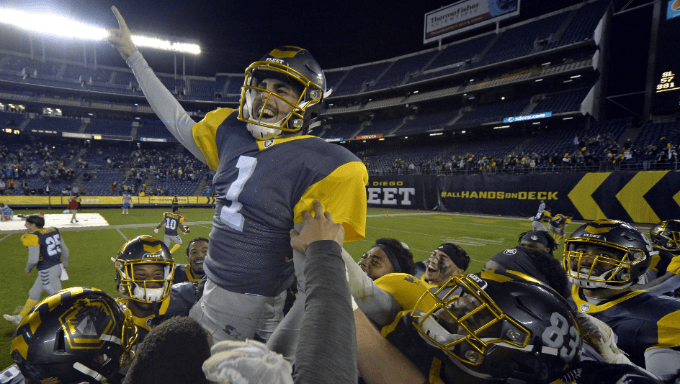 DraftKings Now Offering Online AAF Betting in New Jersey