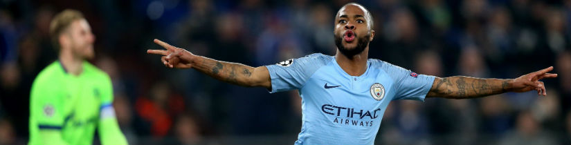 In-Play Odds On Manchester City's Schalke Comeback Revealed