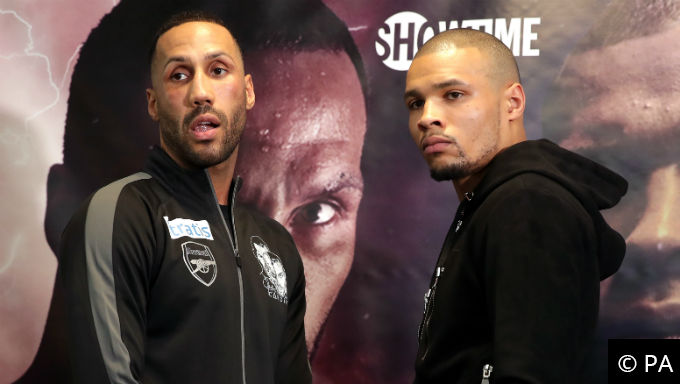 James DeGale vs Chris Eubank Betting Odds, Tips & Best Bets