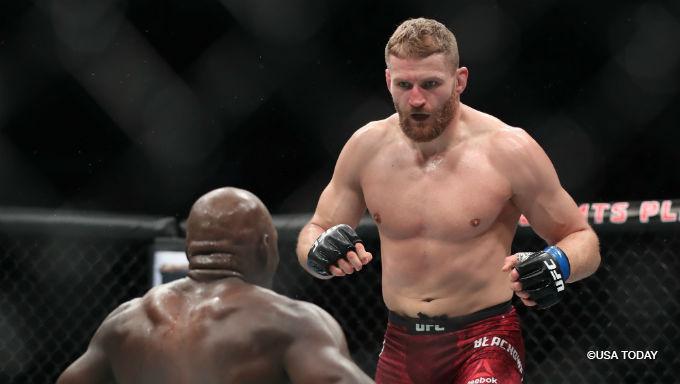 UFC Fight Night 145 Santos vs Blachowicz Odds & Best Bet