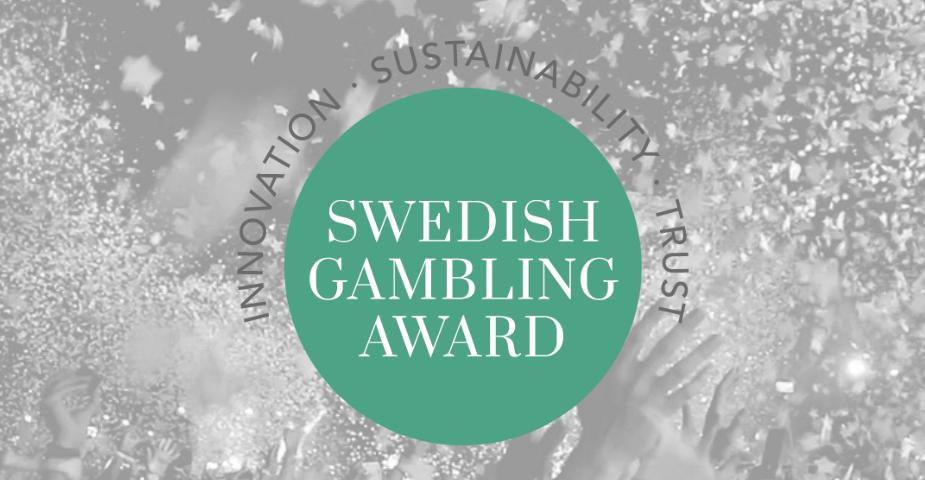 Swedish Gambling Award 2019 finalister avslöjade