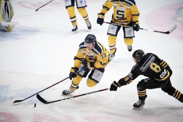 Viktiga fighter i Hockeyallsvenskan
