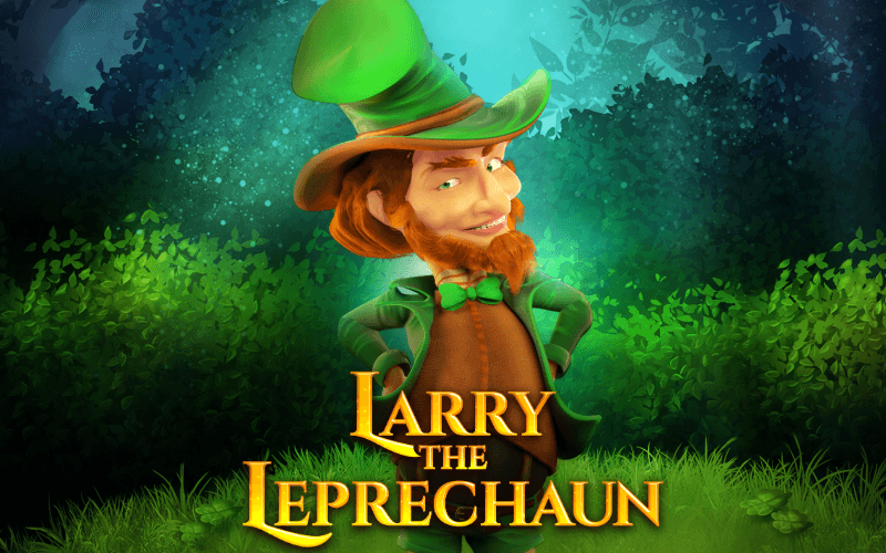 Larry the Leprechaun Wazdan