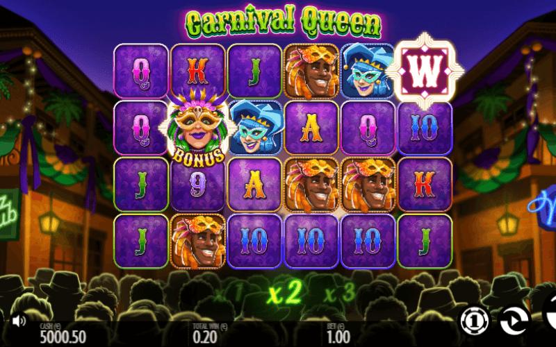 Carnival Queen Thunderkick