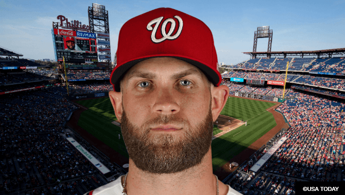 Sportsbooks Were Ready for Bryce Harper's Deal with Philly