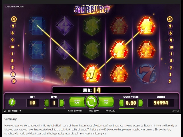 Slotzo Casino Screenshot 3
