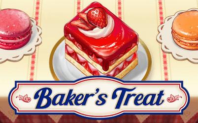 Baker's Treat spilleautomat omtale