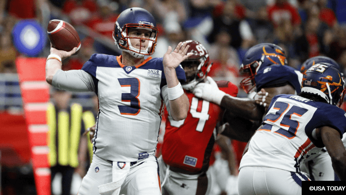 AAF Week 4 Odds, Tips and Best Bets to Consider Backing