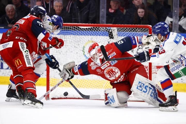 Avgörandets tid i Hockeyallsvenskan
