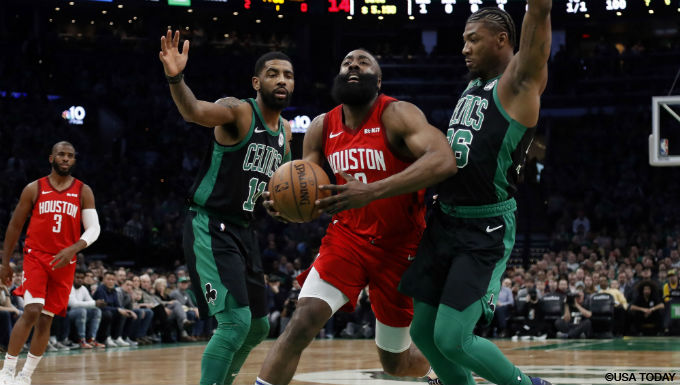 PointsBet Pays Harden MVP Bettors Four Months Early