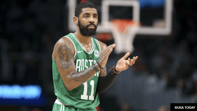 Don't Bet on the Underperforming, Imploding Boston Celtics