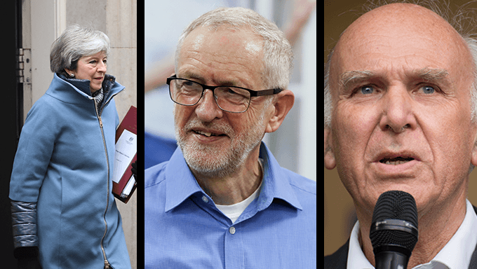 Will Corbyn, May & Cable All Leave in 2019? Odds & Analysis