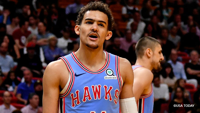 Is Trae Young at 20-1 a Good Bet for NBA Rookie of the Year?