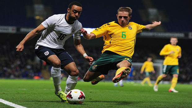 Expect United Front from England v Lithuania in WC Qualifier