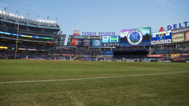 MLS Club NYCFC Partnering With Mohegan Sun Resort & Casino
