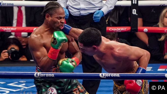 Shawn Porter vs Yordenis Ugas Odds, Tips and Bets to Back