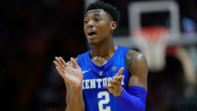 SEC Basketball Tournament 2019 Betting Tips: Take Kentucky