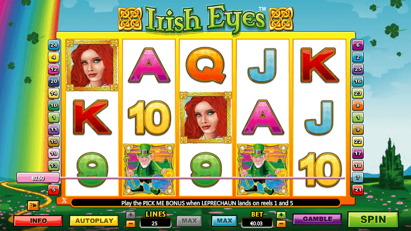 Irish Eyes Nextgen