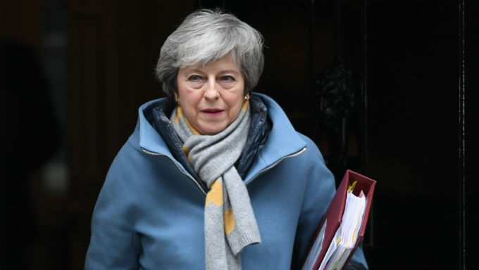 No Deal Brexit Odds Shift After Theresa May's Latest Defeat