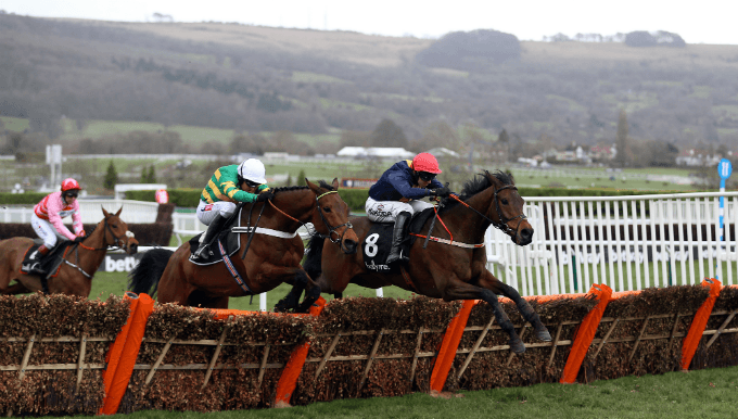 City Island Wins Ballymore Novices' Hurdle at 2019 Cheltenham Festival