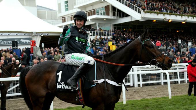 Cheltenham 2019: Magic 18 for 'Monster' Altior in Champion Chase
