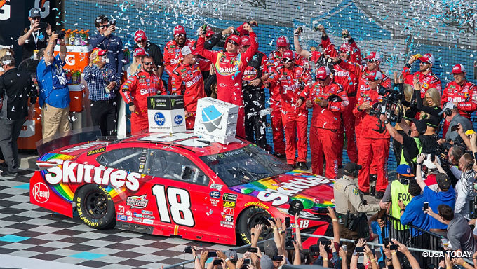 NASCAR Auto Club 400 at Fontana 2019 Odds: 6 Bets to Back