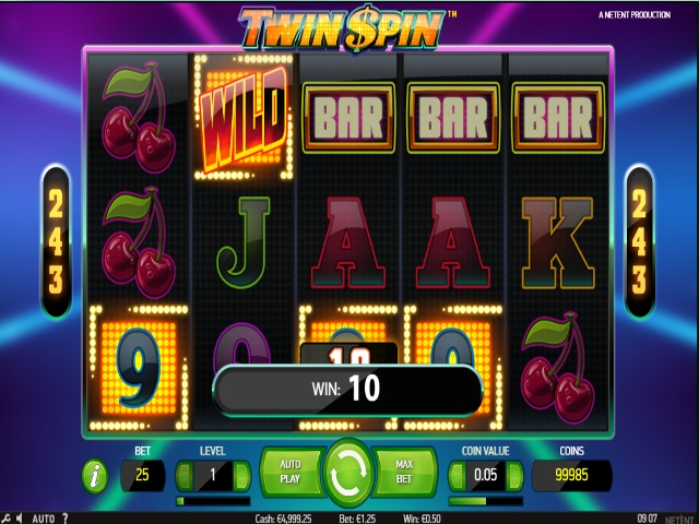 777 Casino Screenshot 4