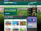 Paddy Power Casino Screenshot della Lobby