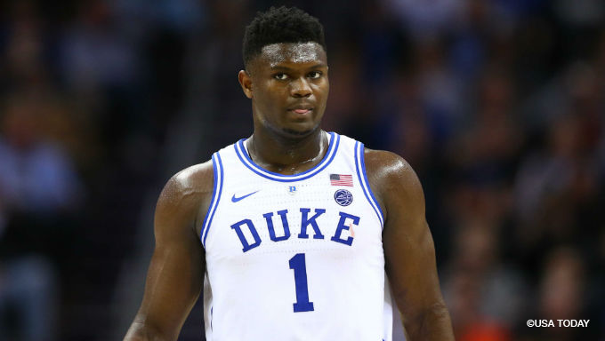 Guide to Betting Duke & Zion Williamson Tournament Prop Bets