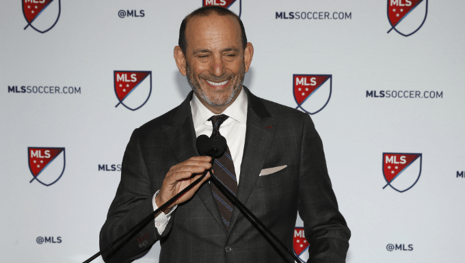 MLS Announces League First Sports Betting Partner in MGM